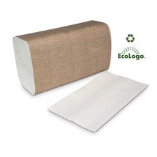 Universal 1-Ply Paper Towels - 250 per Pack