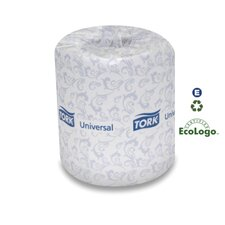 "4"" x 3.75"" Universal Bath Tissue in White"