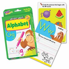 Wipe-Off Activity Cards, Addition Facts 0-10, 32 per Pack