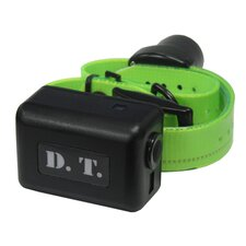 H2O 1-Mile Remote Dog Trainer Add-On Collar with Beeper in Green