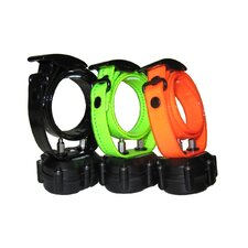 Micro-iDT Remote Dog Trainer Add-On Collar in Orange