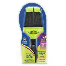 Grooming Soft Dog Slicker Brush