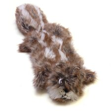 Plush Puppies Squeaker Real Animal Squirrel Dog Toy