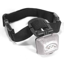 Lighted Dog Collar in Silver