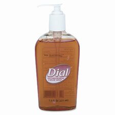 Liquid Dial Liquid Gold Antimicrobial Soap Pump Bottle - 7.5-oz.