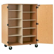<strong>Fleetwood</strong> Encore Storage Cabinet with 8 Adjustable Shelves