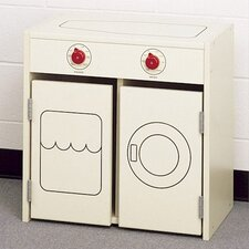 <strong>Fleetwood</strong> Koala-Tee Washer/Dryer Combo