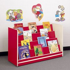 <strong>Fleetwood</strong> Koala-Tee Mobile Book Display Rack