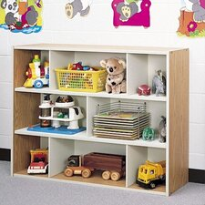 Koala-Tee Eight Cubby Storage Shelves