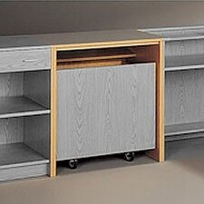 Library Modular Front Desk System - Book Return Unit