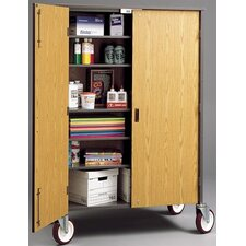 "Tracker Rolling 48"" Mobile Storage Cabinet"