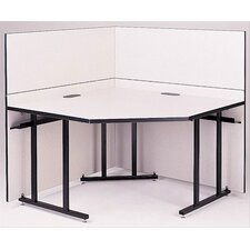 Solutions Corner Desk Shell