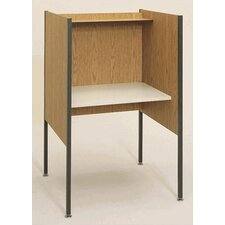 <strong>Fleetwood</strong> H Standard Study Carrel Add On