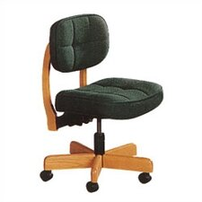 "<strong>Fleetwood</strong> Library 18"" Classroom Castered Chair"