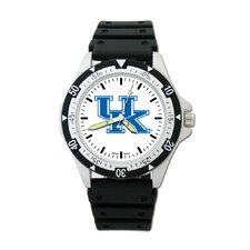 <strong>LogoArt®</strong> NCAA Team Logo Watch with Rubber Strap