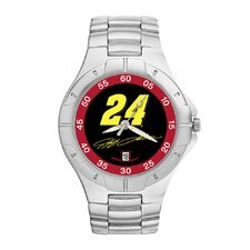 NASCAR Driver Men's Pro II Bracelet Watch