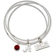 NCAA Triple Bangle Bracelet