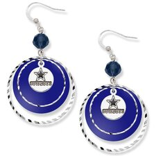 <strong>LogoArt®</strong> NFL Game Day Earrings