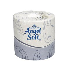 <strong>Angel Soft</strong> Two-Ply Premium Bath Tissue in White