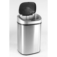 21.1 Gallon Stainless Steel Motion Sensor Trash Can
