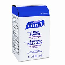 Advanced Instant Hand Sanitizer Nxt Refill, 8/Carton