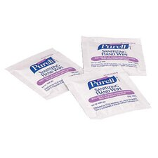 Pre-moistened Sanitizing Hand Wipes, 1000/Box