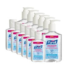 2 oz. and 8 oz. Original  Hand Sanitizer (Set of 12)
