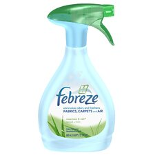 <strong>Febreeze</strong> 27 Oz Meadow and Rain Scent Fabric Refresher