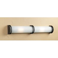 Aquaria 2 Light Wall Sconce