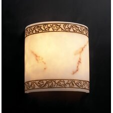 <strong>PLC Lighting</strong> Elan  1 Light Wall Sconce