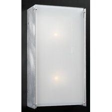 <strong>PLC Lighting</strong> Aeon 2 Light Wall Sconce