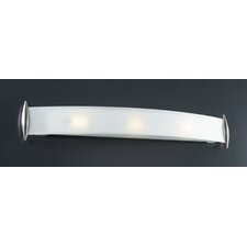 <strong>PLC Lighting</strong> Scroll 3 Light Vanity Light