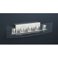 Ice Cube 5 Light Vanity Light