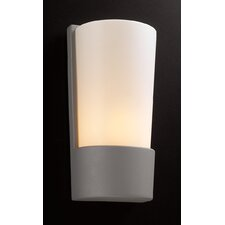 <strong>PLC Lighting</strong> Chimera 1 Light Outdoor Wall Lantern