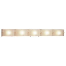 <strong>PLC Lighting</strong> Gem 5 Light Wall Sconce