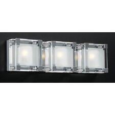 Corteo 3 Light Vanity Light
