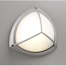 <strong>PLC Lighting</strong> Canterbury 1 Light Outdoor Wall Lantern