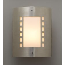 <strong>PLC Lighting</strong> Paolo 1 Light Wall Sconce