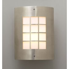 <strong>PLC Lighting</strong> Turin 1 Light Outdoor Wall Sconce