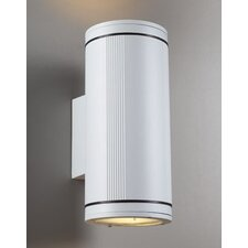 <strong>PLC Lighting</strong> Meridian 2 Light Outdoor Wall Sconce