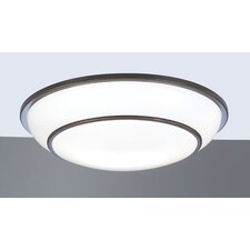 Delano 2 Light Flush Mount