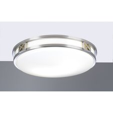 <strong>PLC Lighting</strong> Serene Flush Mount