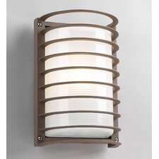 <strong>PLC Lighting</strong> Evora 1 Light Outdoor Wall Sconce