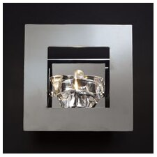 <strong>PLC Lighting</strong> Aquaria 1 Light Wall Sconce