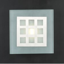 <strong>PLC Lighting</strong> Bali 1 Light Wall Sconce
