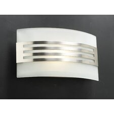 <strong>PLC Lighting</strong> Hundi  1 Light Wall Sconce