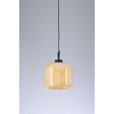 <strong>PLC Lighting</strong> Cuttle 1 Light Mini Pendant