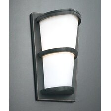 <strong>PLC Lighting</strong> Alegria 1 Light Outdoor  Wall Lantern