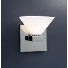 <strong>PLC Lighting</strong> Matrix  1 Light Wall Sconce