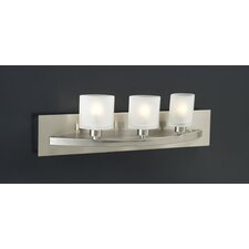 <strong>PLC Lighting</strong> Wyndham 3 Light Vanity Light